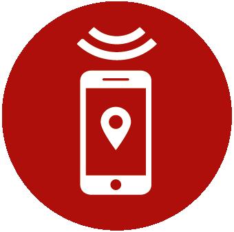 telesoccorso helpy - funzione localizzatore gps rilevatore satellitare