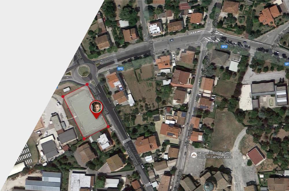 tracciamento aree geografiche - localizzatore satellitare GPS