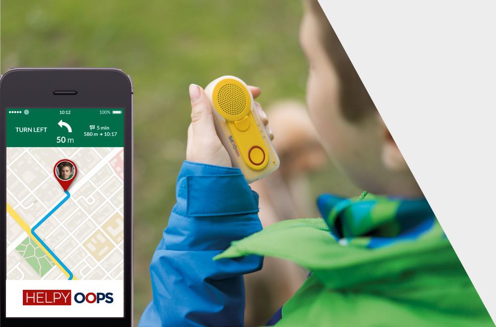 localizzatore satellitare GPS