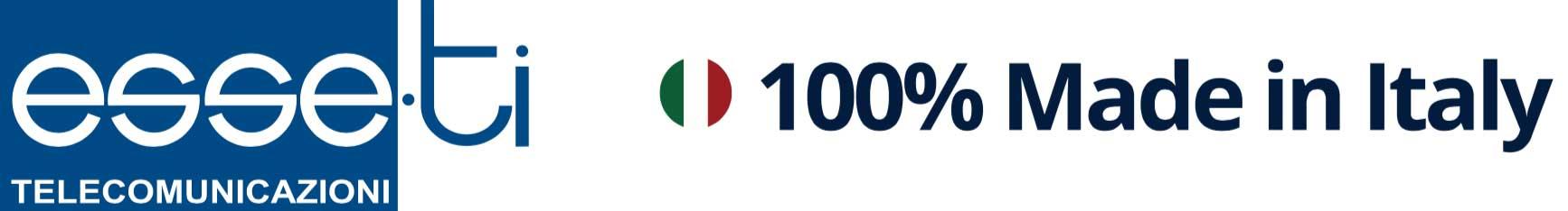 logo Esse-ti, comunicazione made in italy