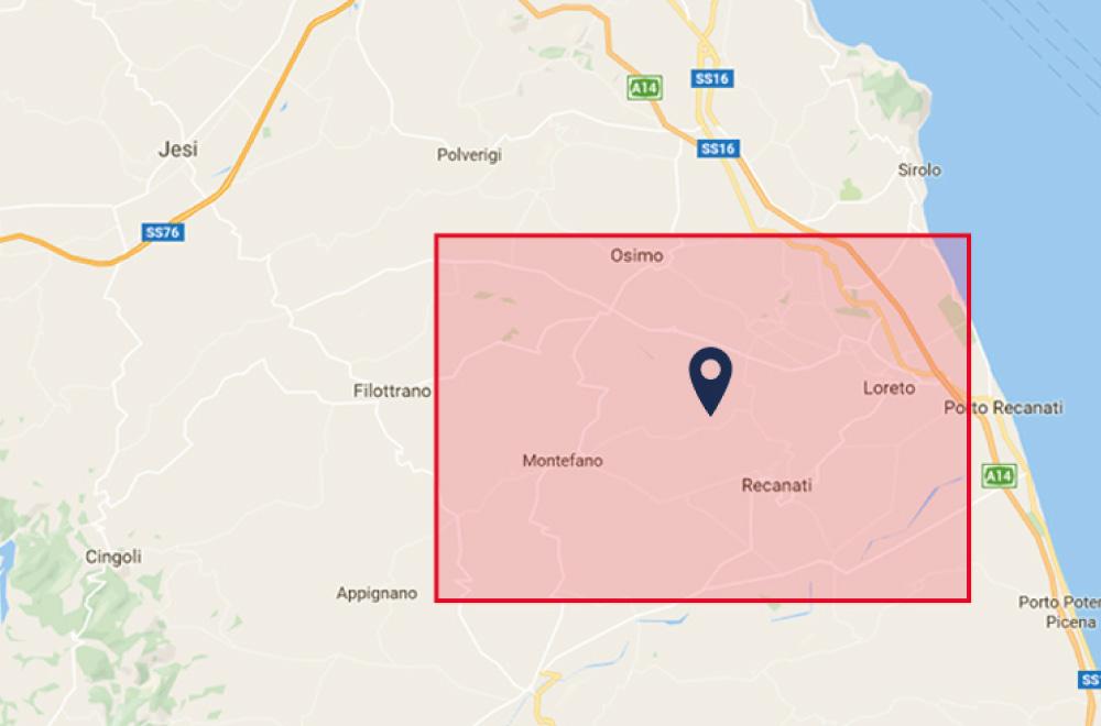 tracciamento aree geografiche di sicurezza - localizzatore satellitare e rilevatore GPS