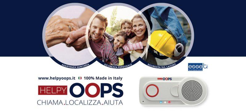 Sempre più social, sempre più vicino a te: acquista Helpy Oops direttamente dal sito!